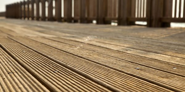 Wood Decking Treatments