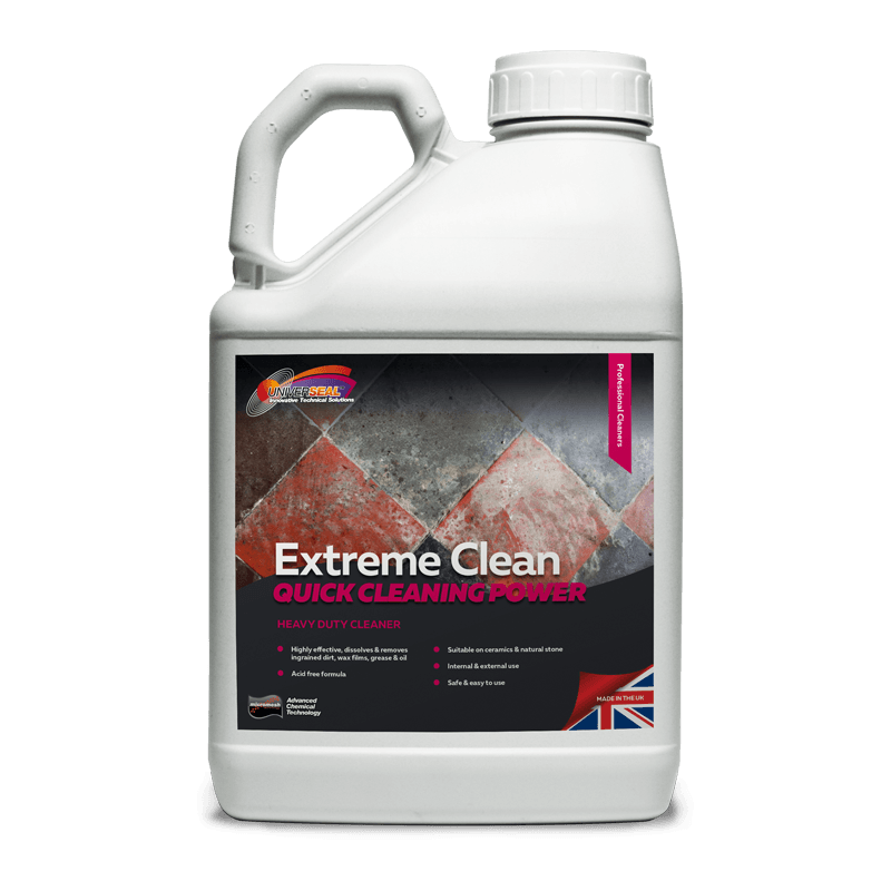 Universeal Extreme Clean Heavy Duty Floor Cleaner 5 Litre