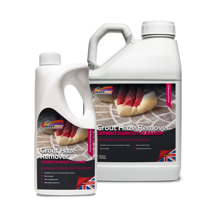 Universeal Grout Haze Remover