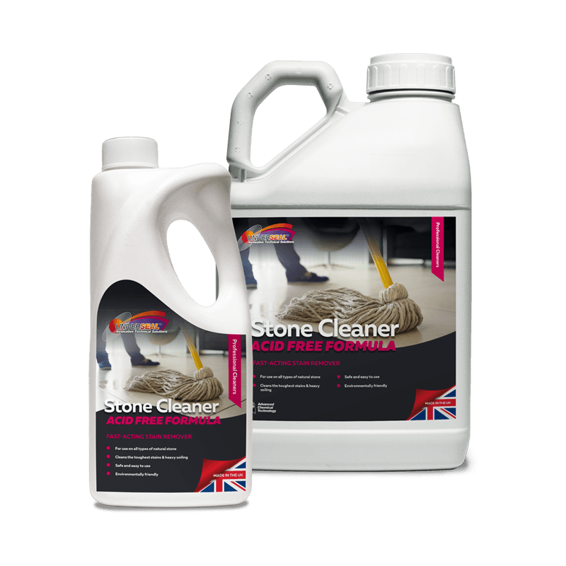 Stone Cleaner Professional Cleaner For Marble Travertine