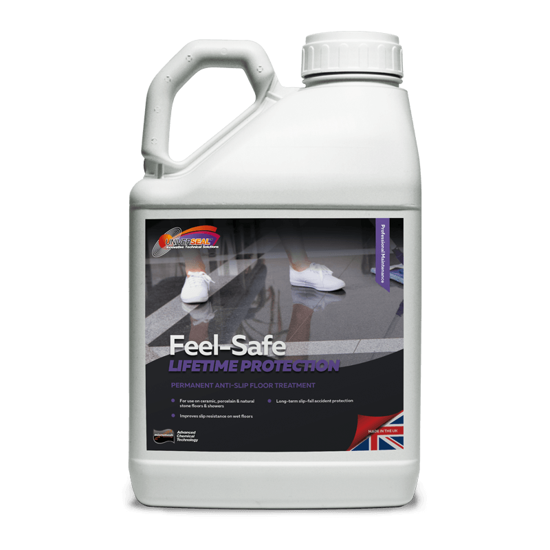 Universeal Feel-Safe anti-slip treatment 5 Litre