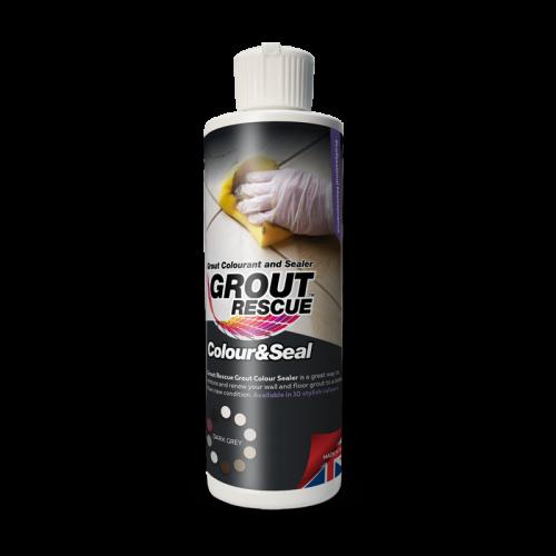 Universeal Grout Rescue Colour & Seal (237ml) Dark Grey