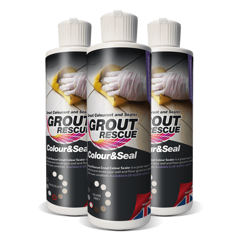 Grout Rescue Colour & Seal