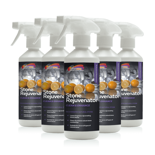 Universeal Stone Rejuvenator Spray granite work-top cleaner