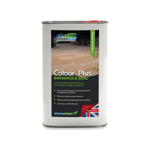 Universeal Colour-Plus 1 Litre colour enhancing stone sealer