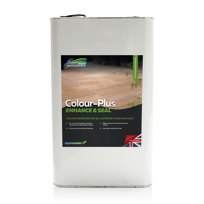 Universeal Colour-Plus 5 Litre colour enhancing stone sealer