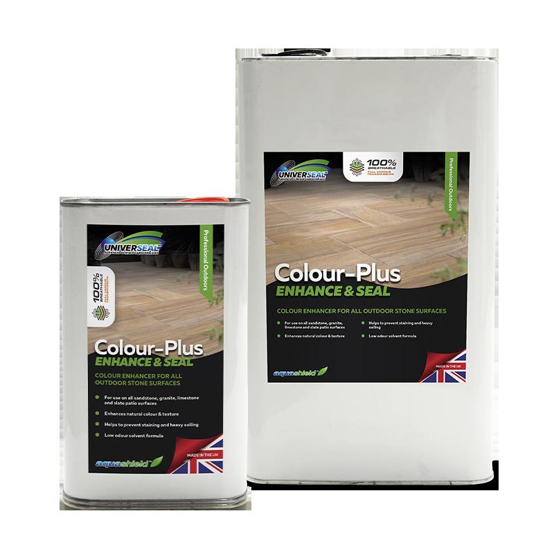 Universeal Colour-Plus colour enhancing stone sealer
