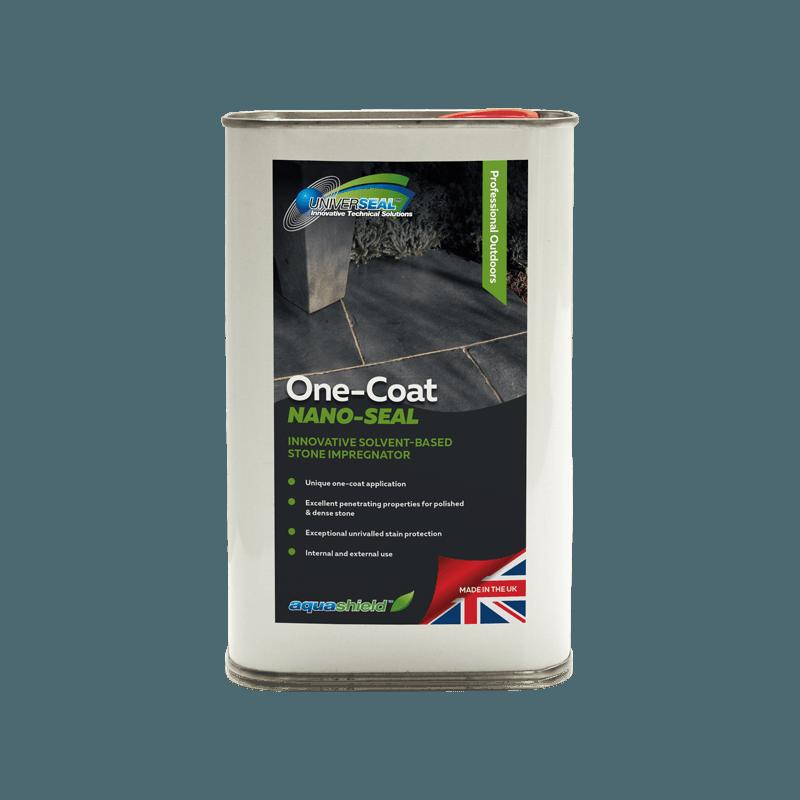Universeal One-Coat Nanoseal stone sealer 1 Litre