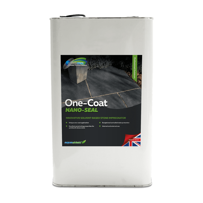 Universeal One-Coat Nanoseal stone sealer 5 Litre
