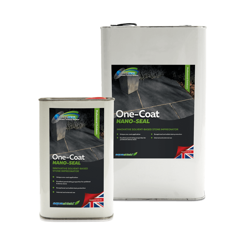 Universeal One-Coat Nanoseal stone sealer