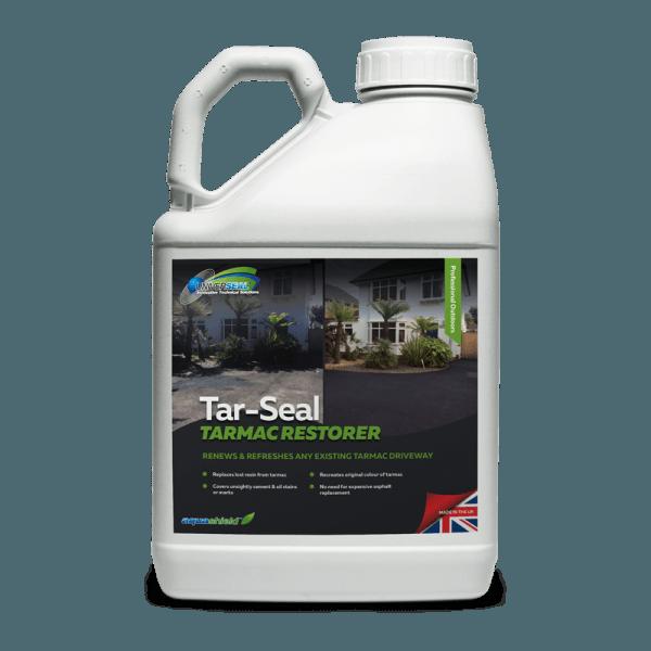 Universeal Tar-seal Tarmac driveway restorer sealer 5 Litre
