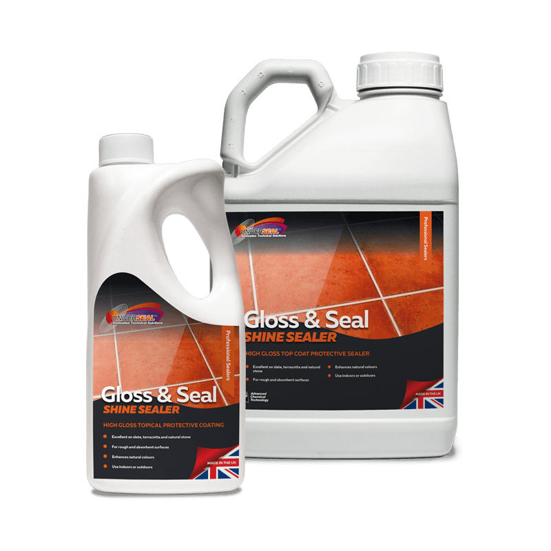 Universeal Gloss & Seal Victorian Tile Sealer