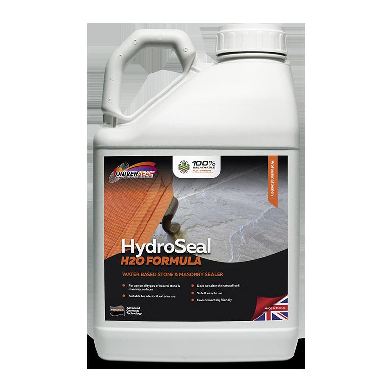 Universeal Hydroseal Stone Sealer (5 litre)