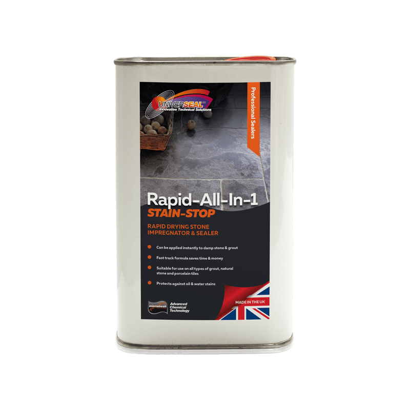 Universeal Rapid All-In-One Stain Stop 1 Litre