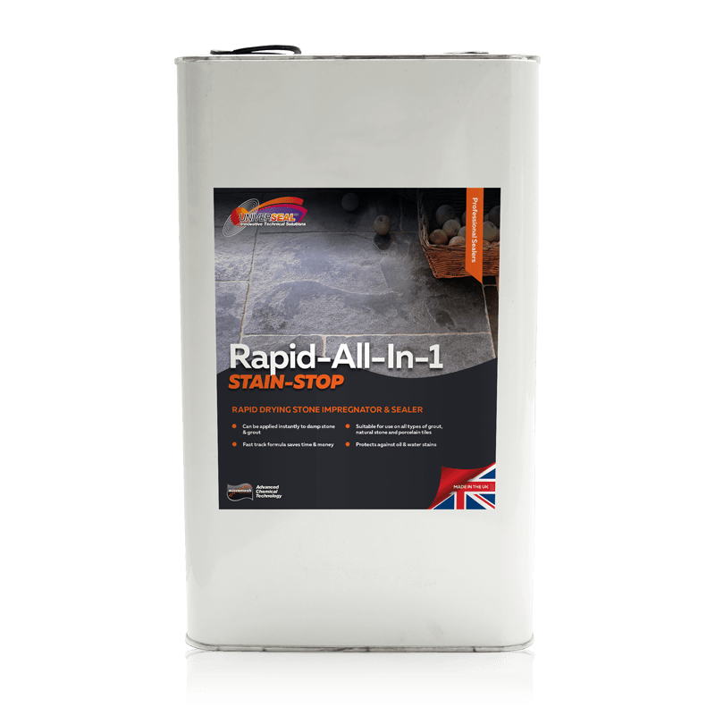 Universeal Rapid All-In-One Stain Stop 5 Litre