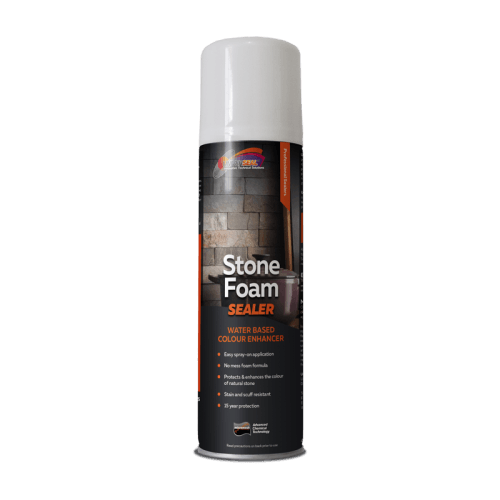 Universeal Stone Foam Sealer Colour Enhancer Stone Sealer