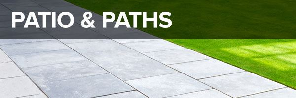 Patio & Paths