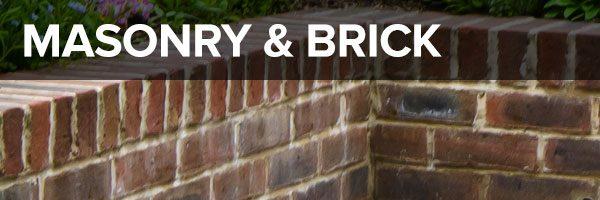 Masonry & Brick