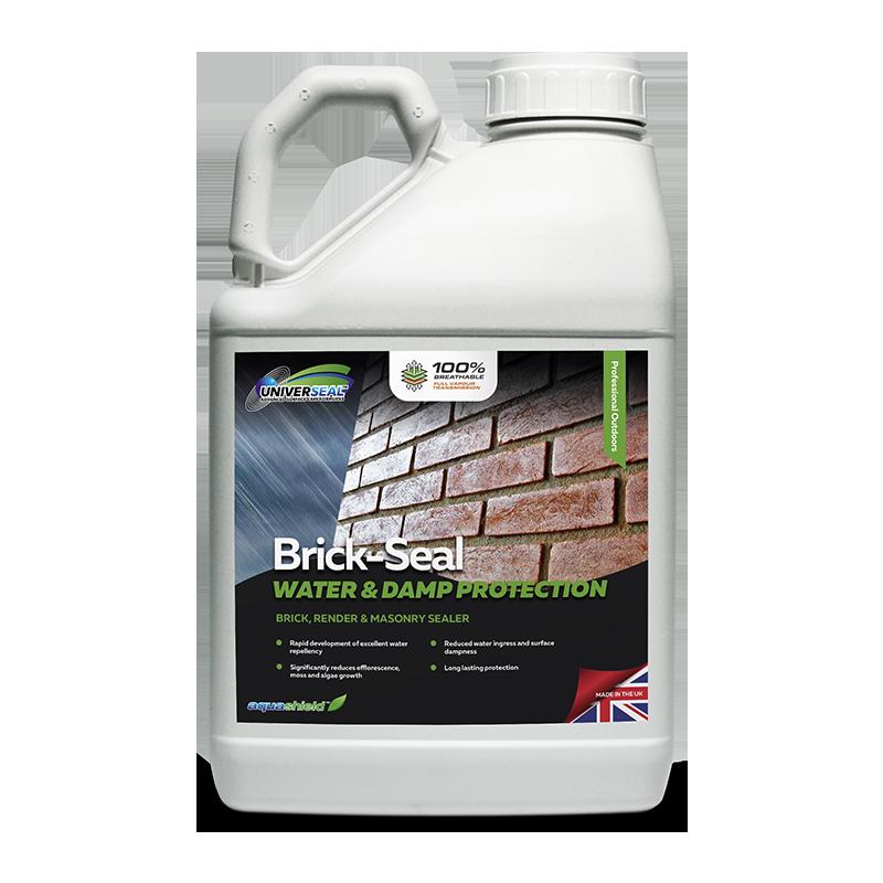 Universeal Brick-Seal Brick Sealer (5 Litre)