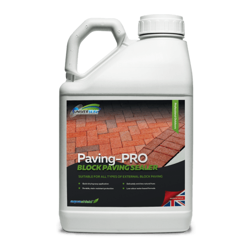 Universeal Paving-Pro Block Paving Sealer 5 litre