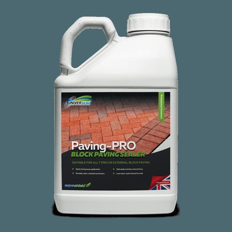 Universeal Paving-Pro Block Paving Sealer 5 litre