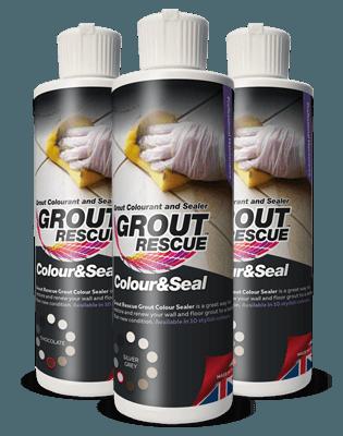 Grout Rescue Colour & Seal