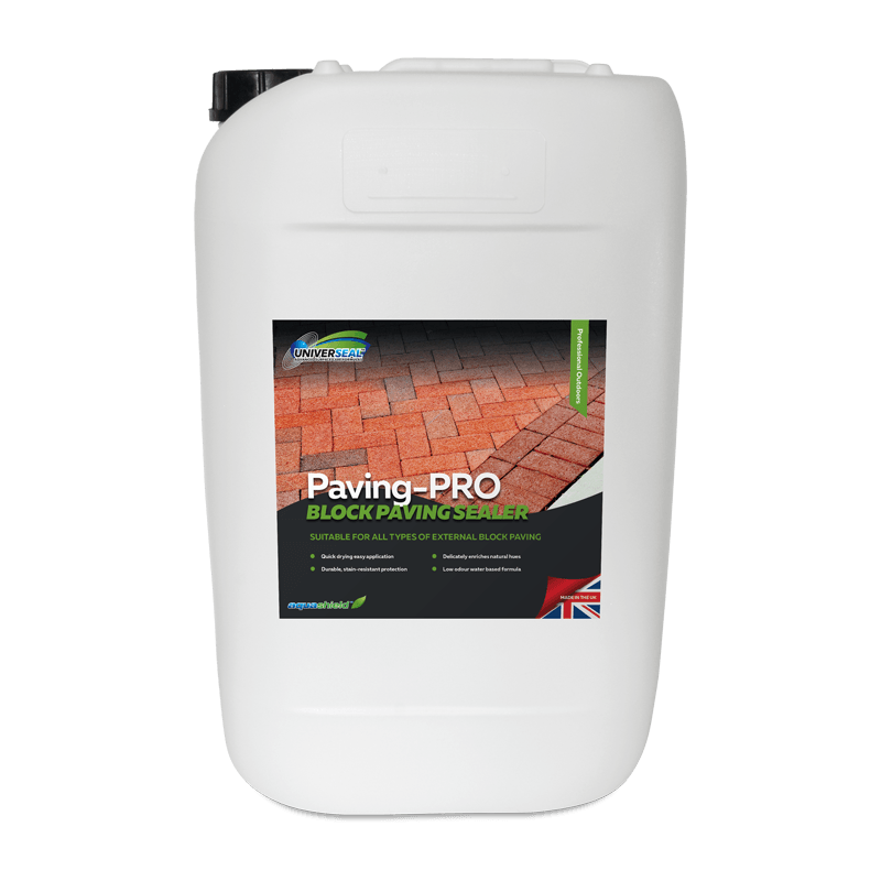 Universeal Paving-Pro Block Paving Sealer 25 litre