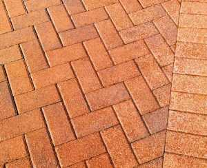 Sealing block paving