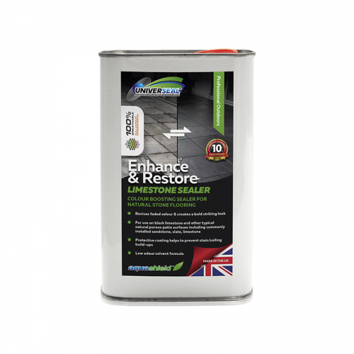 Universeal Enhance and Restore Limestone Sealer (1 Litre)