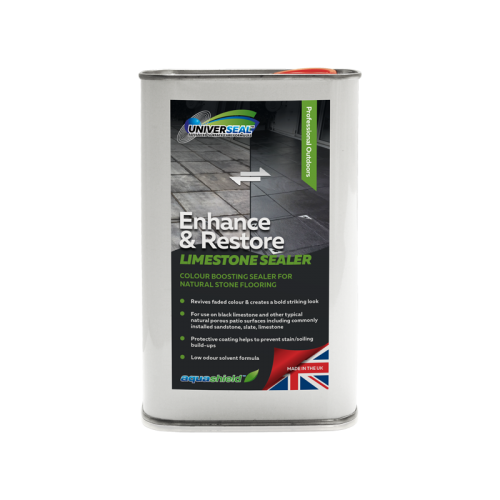 Universeal Enhance and Restore Limestone Sealer 1 litre
