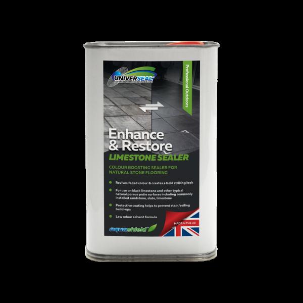 Universeal Enhance and Restore Limestone Sealer 1 litre