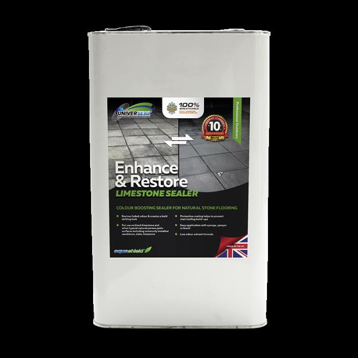 Universeal Enhance and Restore Limestone Sealer (5 Litre)