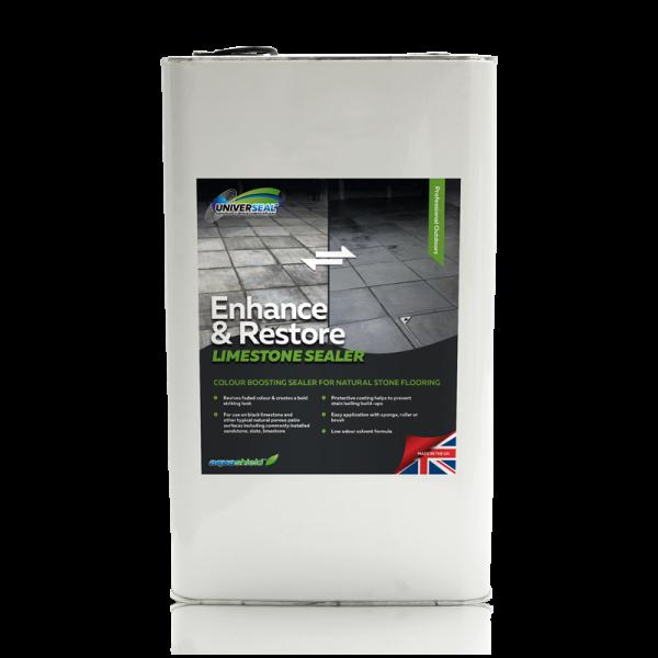 Universeal Enhance and Restore Limestone Sealer 5 litre