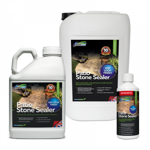 Universeal Patio Stone Sealer Wet Look