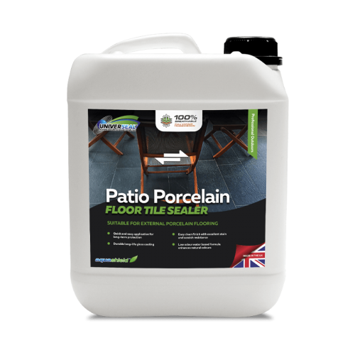 Universeal Patio Porcelain Floor Tile Sealer (2.5 Litre)