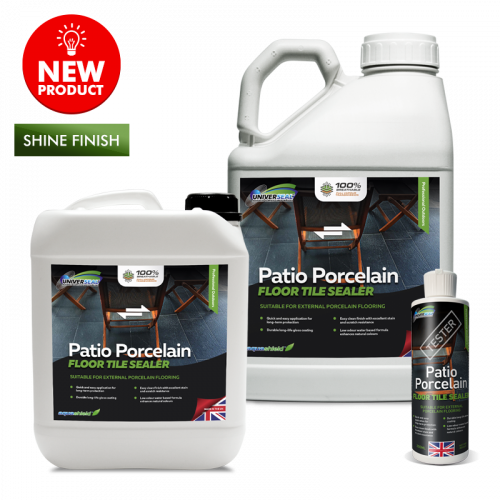 Universeal Patio Porcelain Floor Tile Sealer