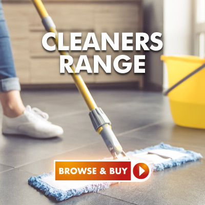 Shop our Cleaners Range