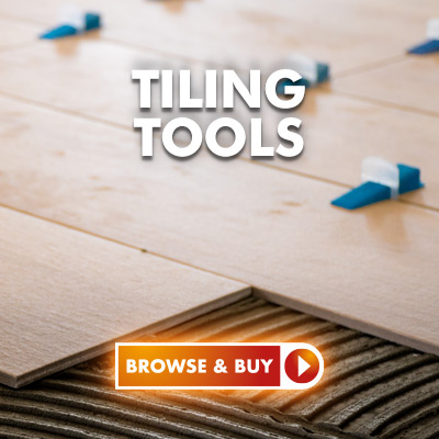 Shop our Tiling Tools