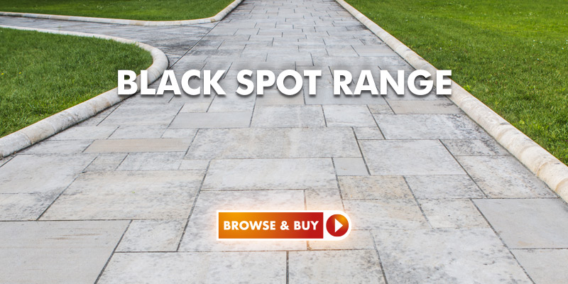 Shop our Black Spot Range