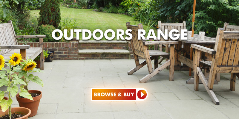 Shop our Outdoors Range