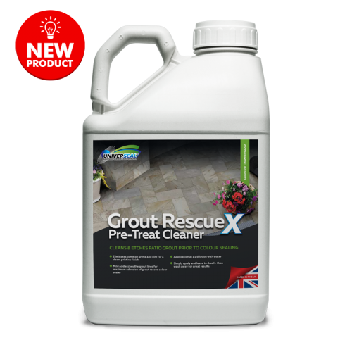 Grout Rescue X Pre-treat Cleaner (5 litre)