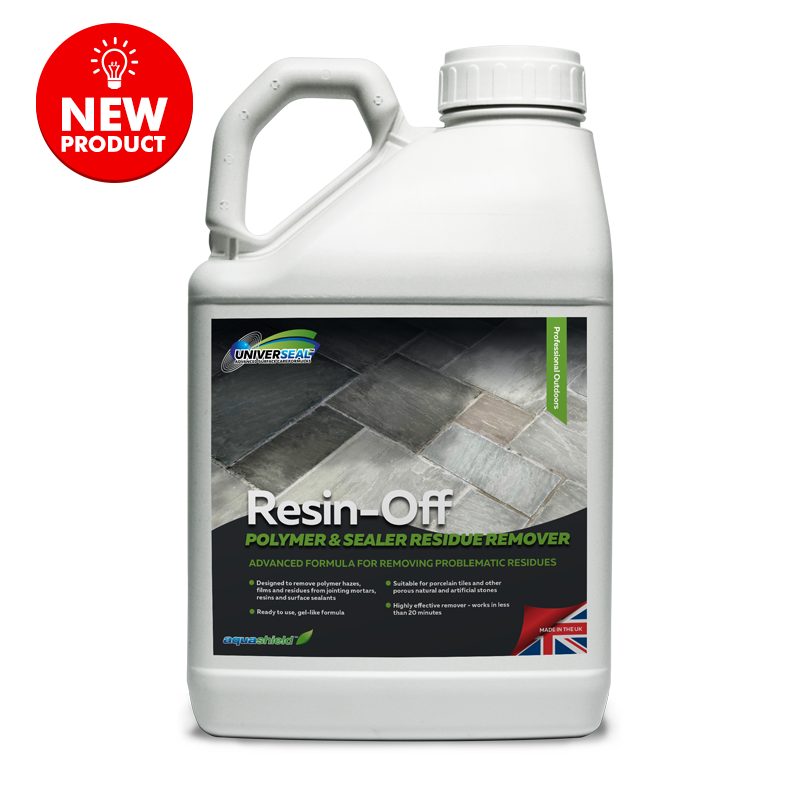 Universeal Resin-Off Residue Remover (5 Litre)