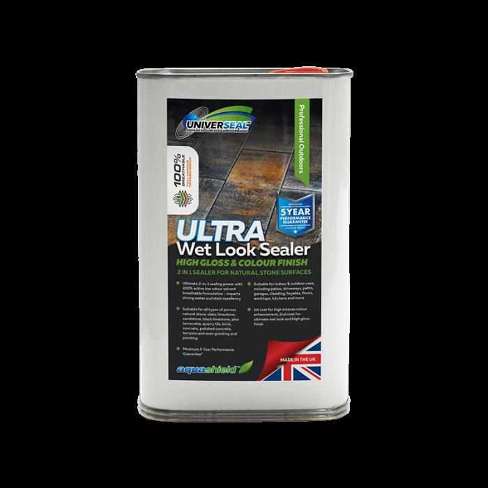 Universeal ULTRA Wet Look Sealer (1 litre)