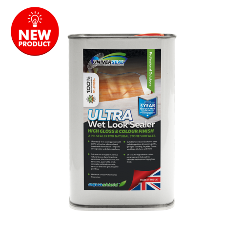 Universeal ULTRA Wet Look Sealer (1 litre)