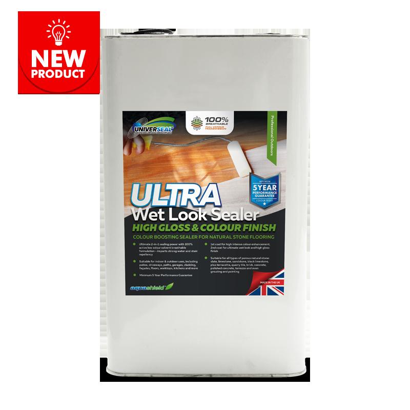 Universeal ULTRA Wet Look Sealer (5 litre)