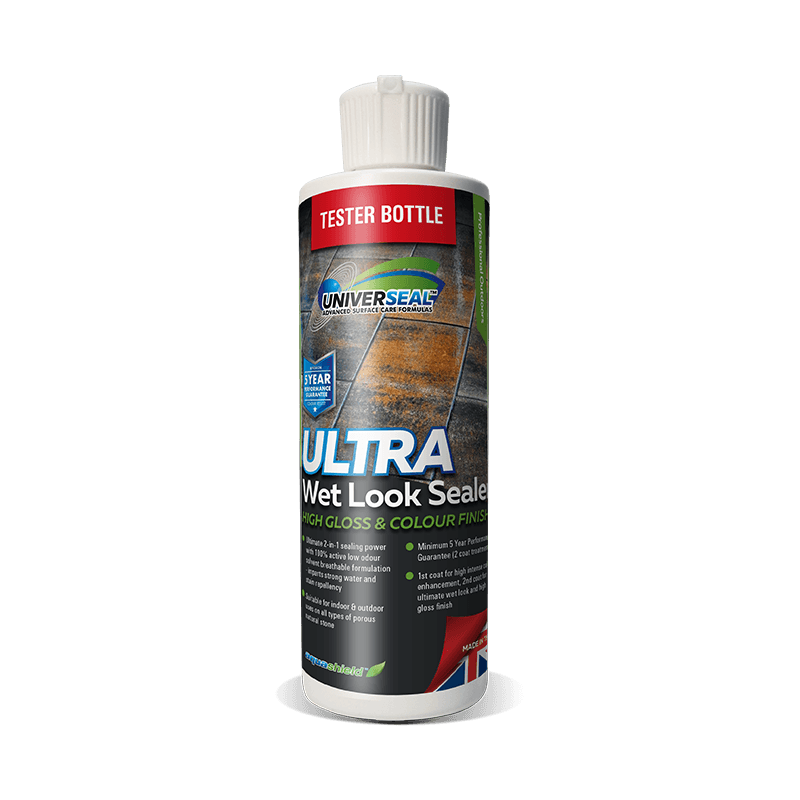 Universeal ULTRA Wet Look Sealer 150ml tester