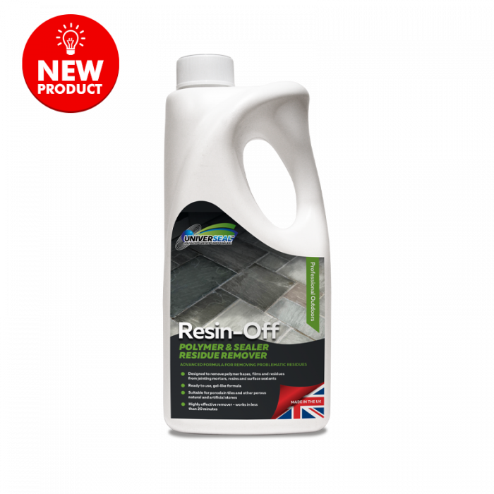 Universeal Resin-Off Residue Remover (1 Litre)