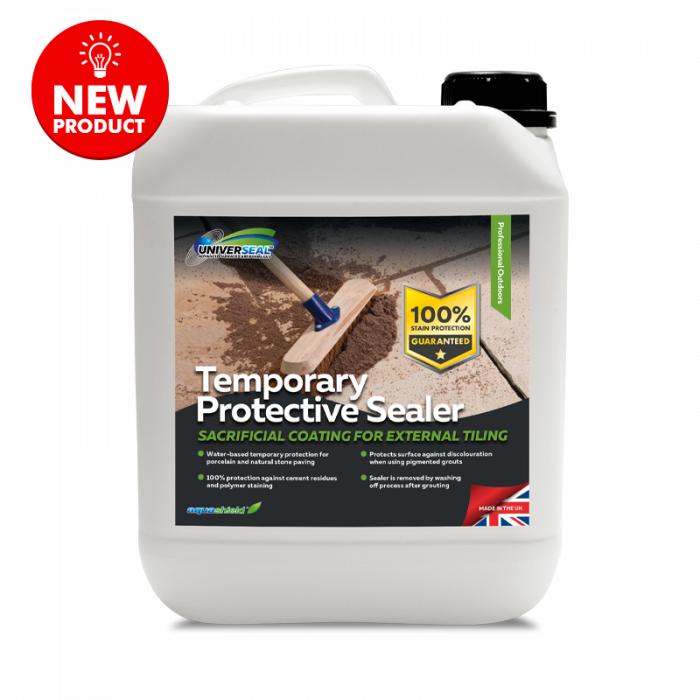 Universeal Temporary Protective Sealer (2.5 litre)