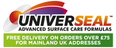 Universeal Sealants | Tile & Stone Cleaners, Sealers & Maintenance Logo
